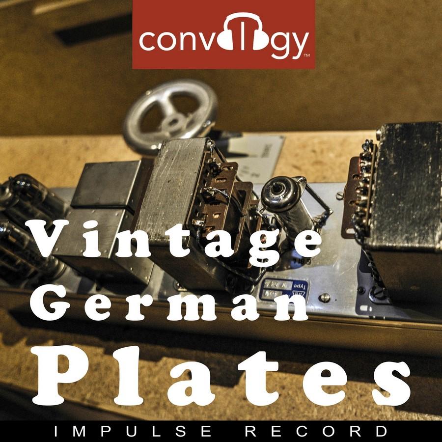 Vintage German Plates