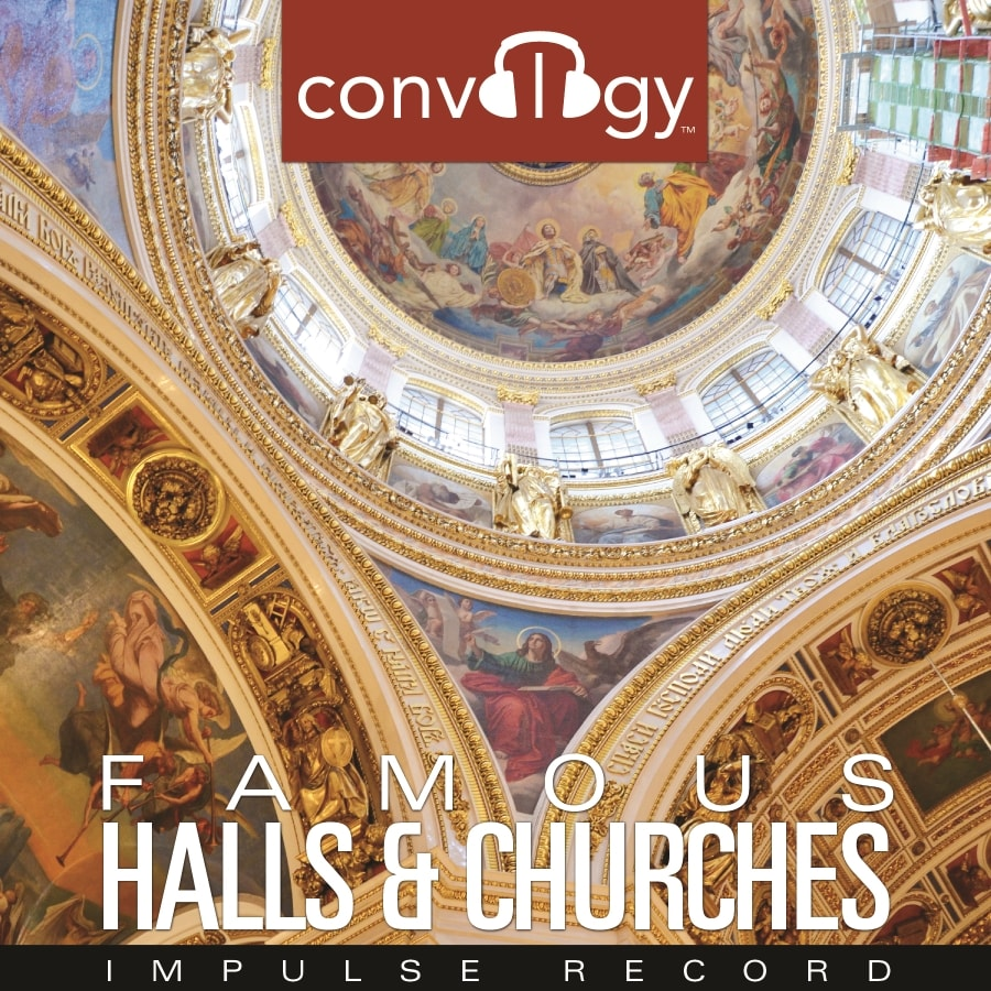 Convology Famous Halls and Churches