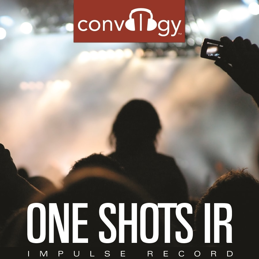 Convology One Shots