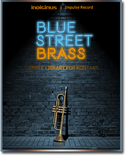 Blue Street Brass Sampled Library